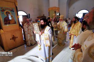 Εορτή του Αγίου Λουκά στο Ναύπλιο