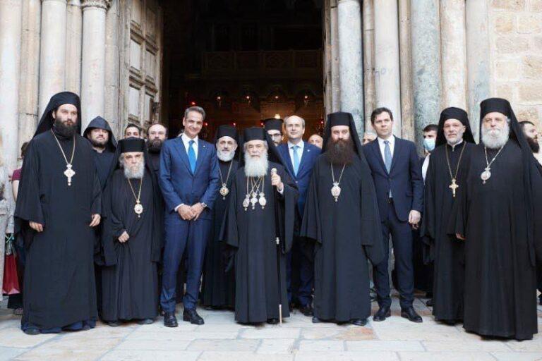 Υπουργός Κ. Χατζηδάκης για το ταξίδι του στους Αγίους Τόπους: « Όσες φορές και να έχω πάει,θέλω να ξαναπηγαίνω…»