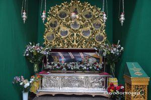 Η εορτή του Αγίου Λουκά στην Κριμαια