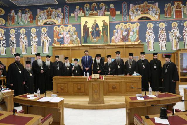 Η Εκκλησία της Ελλάδος απαντά στο Φανάρι για τη Θεία Κοινωνία – Συστάσεις για γιόγκα και ροταριανούς
