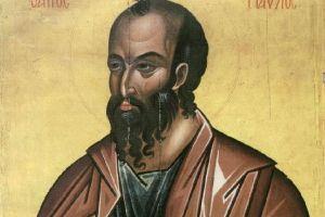 Ο εορτασμός του ιδρυτή της Εκκλησίας της Ελλάδος Αποστόλου Παύλου