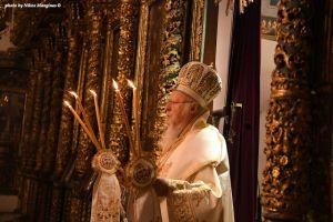 Οικουμενικός Πατριάρχης : Η Αγία Σοφία οικοδομήθηκε ως εκκλησία.