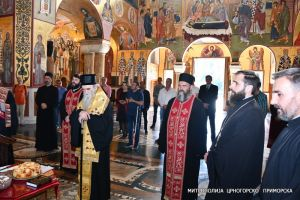 Δραματική δήλωση του Μητροπολίτη Μαυροβουνίου Αμφιλοχίου: «Αν θέλουν ας με σκοτώσουν»