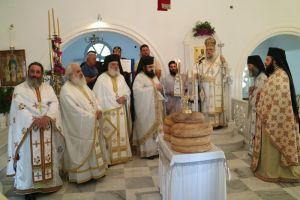 Πάρος: Η εορτή του Αγίου Αθανασίου του Παρίου στον γενέθλιο τόπο του