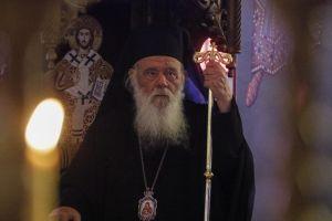 Ο Αρχιεπίσκοπος Ιερώνυμος στην τελετή θεμελίωσης νέου Βρεφονηπιακού Σταθμού στο Δήλεσι