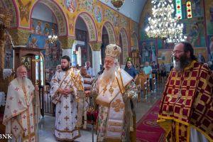 Πανηγυρική Θ. Λειτουργία επί τη εορτή του Αγίου Νικολάου Καβάσιλα στα Καβάσιλα Ημαθίας