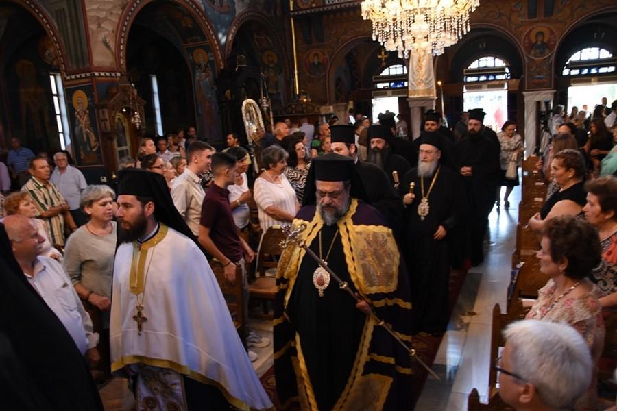 Κόρινθος: Συνοδικός Εσπερινός προς τιμήν του Αποστόλου Παύλου