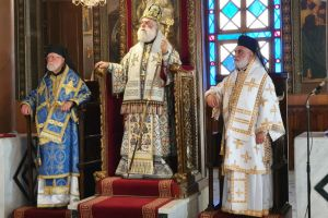 """Πατριάρχης Αλεξανδρείας: """"Ακτίνα ελπίδας ανατέλλει σήμερα εορτή της Πεντηκοστής"""""""