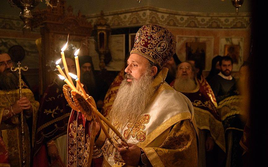 """Σταγών και Μετεώρων Θεόκλητος: """"Διώκεται η πίστη μας και ολόκληρος ο θεσμός της Εκκλησίας"""""""