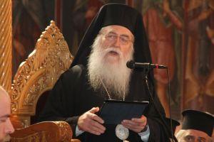 Για όλους και για όλα μίλησε στην 7η Γενική Ιερατική Σύναξη των Ιερέων ο Σεβ. Περιστερίου Κλήμης και δέχθηκε ερωτήσεις από τους Ιερείς