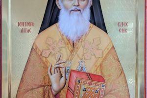 Προσκύνηση Ιερών Αμφίων του Αγίου Καλλινίκου του Εδέσσης στα Γιαννιτσά