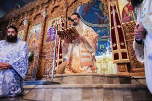 Το τριήμερο του Αγίου Πνεύματος στην Ιερά Μητρόπολη Φθιώτιδος.