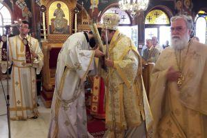 Ο εορτασμός της Αγίας Τριάδος στην Ιερά Μητρόπολη Μεσσηνίας