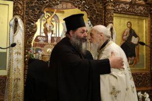 Εορτάσθηκε η μνήμη του Αγίου Ευσεβίου και τα ονομαστήρια του Πρωτοσυγγέλου της Ι. Μητροπόλεως Λαγκαδά Αρχιμ. Ευσεβίου Σπουργίτη