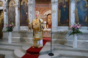 Η εορτή της Αγίας Πεντηκοστής στο Παρίσι με τον Σεβ. Γαλλίας Εμμανουήλ