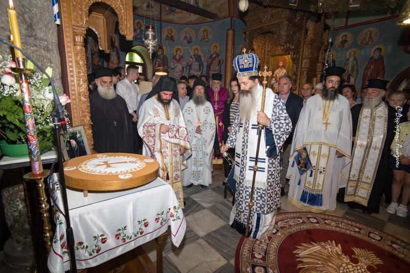 You are currently viewing Το 3ετές Μνημόσυνο του Γέροντα Δαμασκηνού της Ιεράς Μονής Αγάθωνος