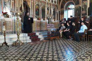Ιερά Παράκληση για μαθητές από τον Μητροπολίτη Χίου