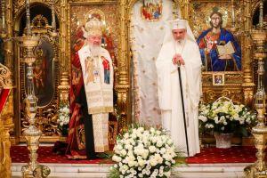 Με προσευχή τίμησαν τα 69 χρόνια ζωής του Πατριάρχη Ρουμανίας Δανιήλ