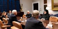 Ο αντιπρόεδρος Πενς είδε τον Αρχιεπίσκοπο Ελπιδοφόρο πολύ αργά: Δυστυχώς δεν ζήτησε να ακυρωθεί η απόφαση Ερντογάν