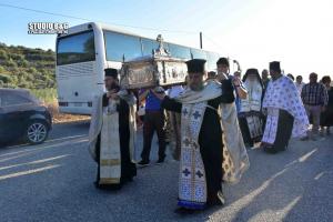 1.100 χρόνια από τη συνάντηση των Αγίων Θεοδοσίου και Πέτρου στην Ιερά Μονή του ΑγίουΘεοδοσίου στο Παναρίτη Αργολίδας