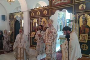 Καθιέρωση Ιεράς Εικόνος Αγίας Κυριακής – Λαμπρή η Πανήγυρις της Αγίας Κυριακής στον Βόλο