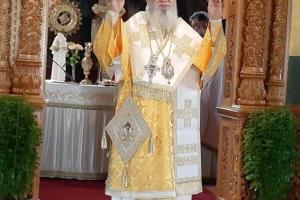 Σύναξη αναγνωστών κσι υποψηφίων κληρικών στην Ι. Μητρόπολη Χαλκίδος
