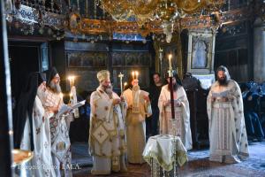Ιερά αποδημία Σεβ. Λαγκαδά κ. Ιωάννη στο Άγιο Όρος