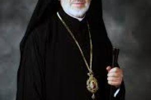 Ο Αρχιεπίσκοπος Καναδά Σωτήριος κάνει ιστορική αναδρομή στον  κορονοϊό και στην Θεία Κοινωνία