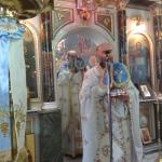 Η εορτή της Αγίας Κυριακής στο Καστέλλο της Χίου