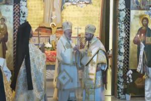 Η Χειροτονία του Επισκόπου Ζηνουπόλεως Ιακώβου στο Μόντρεαλ του Καναδά