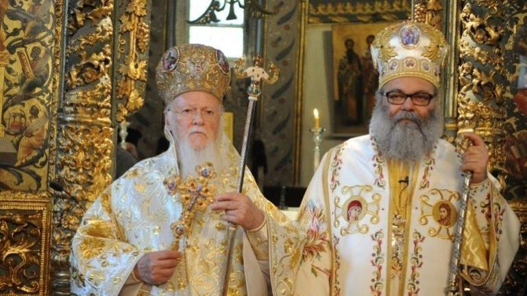 Επιστολή Πατριάρχη Αντιοχείας στον Οικουμενικό Πατριάρχη για την Αγιά Σοφιά