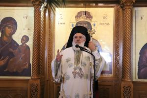 Βρεσθένης Θεόκλητος από την Αγία Μαρίνα Ηλιουπόλεως: Και τζαμί να γίνει η Αγιά Σοφιά, δεν πρόκειται να πληγεί η κυριότητά