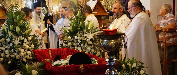 Μητρόπολη Φθιώτιδος: Το τελευταίο αντίο στον Παπά – Γιάννη της Αμφίκλειας