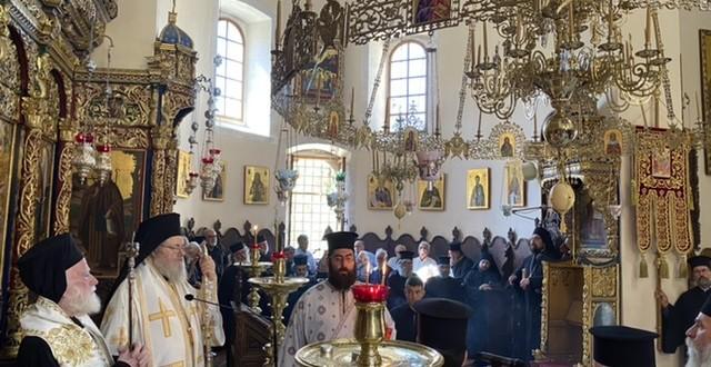 Συνάντηση των αποφοίτων της Εκκλησιαστικής Σχολής Κρήτης στην Αγία Τριάδα των Τζαγκαρόλων