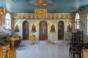 Η εορτή της Αγίας Παρασκευής στην κωμόπολη του Πεταλιδίου Μεσσηνίας.