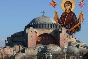 Τέλεση της Ακολουθίας του Ακαθίστου Ύμνου στο Ιερό Προσκύνημα της Αγίας Βαρβάρας