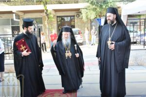 Εορτασμός Αγ. Μαρίνης και 2 Χειροθεσίες στην Ι.Μ. Θεσσαλονίκης