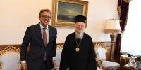 Οικουμενικό Πατριαρχείο: Ο Γενικός Πρόξενος της Γαλλίας στον Πατριάρχη Βαρθολομαίο