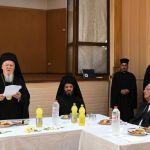 Οικουμενικός Πατριάρχης Βαρθολομαίος: Η μαρτυρία και η θυσία των γυναικών – Τι είπε για την Αγία Κυριακή