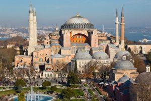 Ο ΙΣΚΕ καταδικάζει απερίφραστα την μετατροπή της Αγίας Σοφίας σε τζαμί
