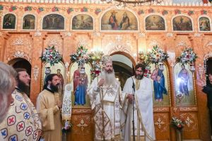 """Φθιώτιδος Συμεών : """"Δεν υπάρχει μεγαλύτερη ευλογία για ένα Κληρικό να τον συκοφαντούν"""""""