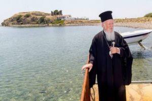 Στην γενέτειρά του Ίμβρο, ο Οικουμενικός Πατριάρχης