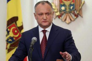 """Πρόεδρος Μολδαβίας: """"Το θέμα της Αγιάς Σοφιάς είναι εσωτερική υπόθεση της Τουρκίας"""""""
