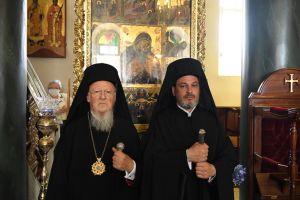 """Οικουμενικός Πατριάρχης: """"Εξακολουθούμε να ελπίζουμε για την επαναλειτουργία της Χάλκης"""""""