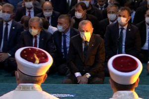 «Ράπισμα» σε Ερντογάν κι από την Γερμανία για την Αγιά Σοφιά!