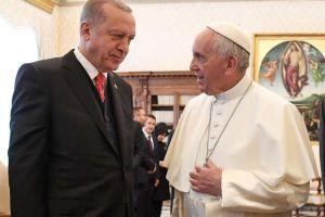 Ο Σουλτάνος προσκαλεί τον Πάπα να επισκεφτεί το «τζαμί της Αγίας Σοφίας»- Να δούμε αν ανταποκριθεί ο Πάπας