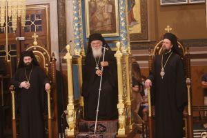 Αρχιεπίσκοπος Ιερώνυμος: Ευχόμαστε η βαρβαρότητα να μην έχει συνέχεια