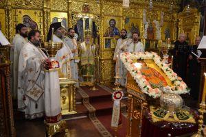Ο εορτασμός του Αγίου Προκοπίου Μετοχίου Κύκκου
