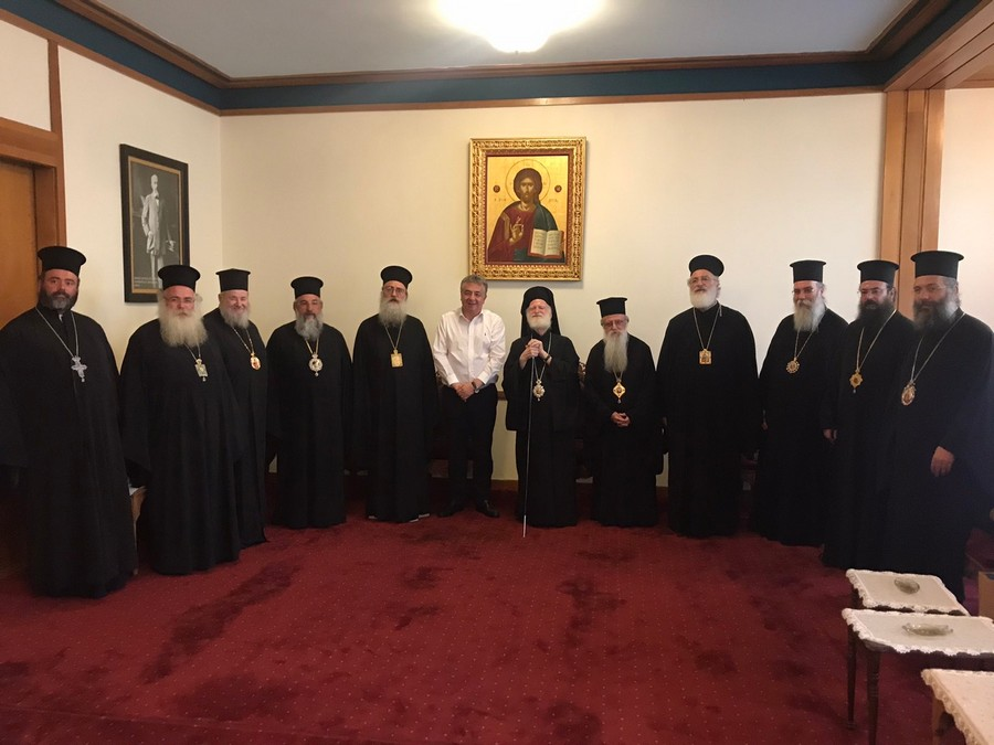 Ανακοινωθέν Ιεράς Επαρχιακής Συνόδου της Εκκλησίας Κρήτης