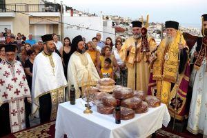 Η εορτή του Αγίου ενδόξου Προφήτου Ηλιοὺ του Θεσβίτου στην Καβάλα